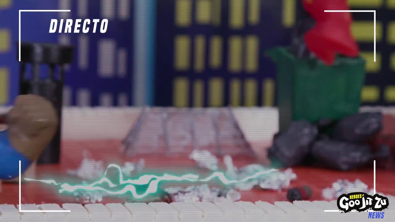 💥Héroes de Goo Jit Zu 💥 GOO JIT ZU NEWS: Ep. 7 👉 MARVEL   DIBUJOS animados para NIÑOS Trailer