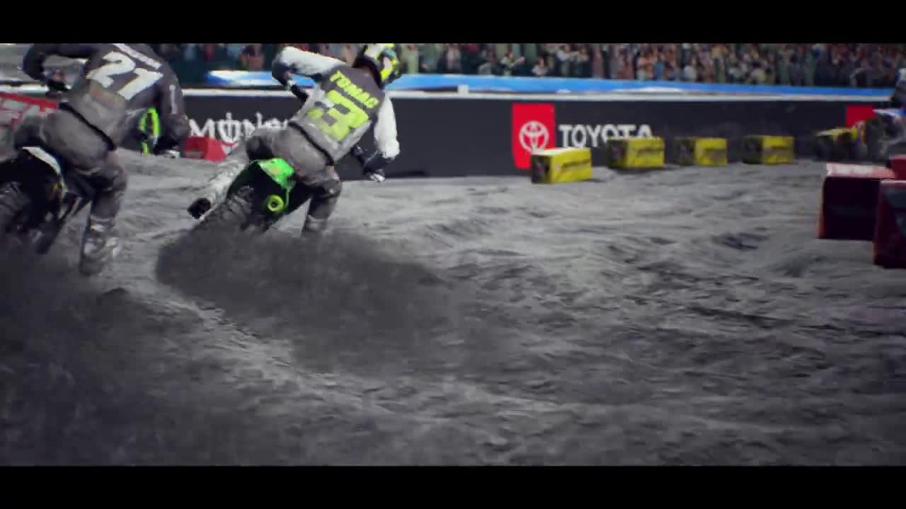 Xbox Supercross 4   Kick Off Trailer anuncio