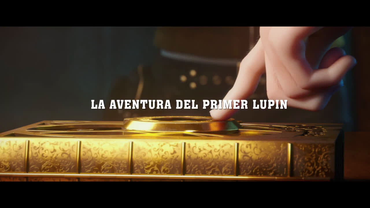 Trailers y Estrenos Lupin III: The first - Trailer en español anuncio