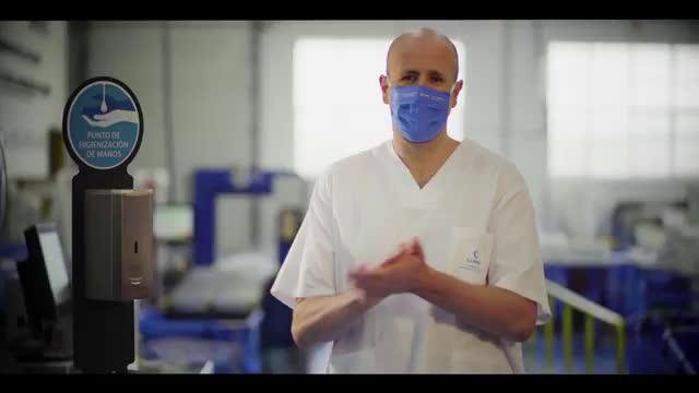 'Manos', de Smilebrand para Ilunion Trailer