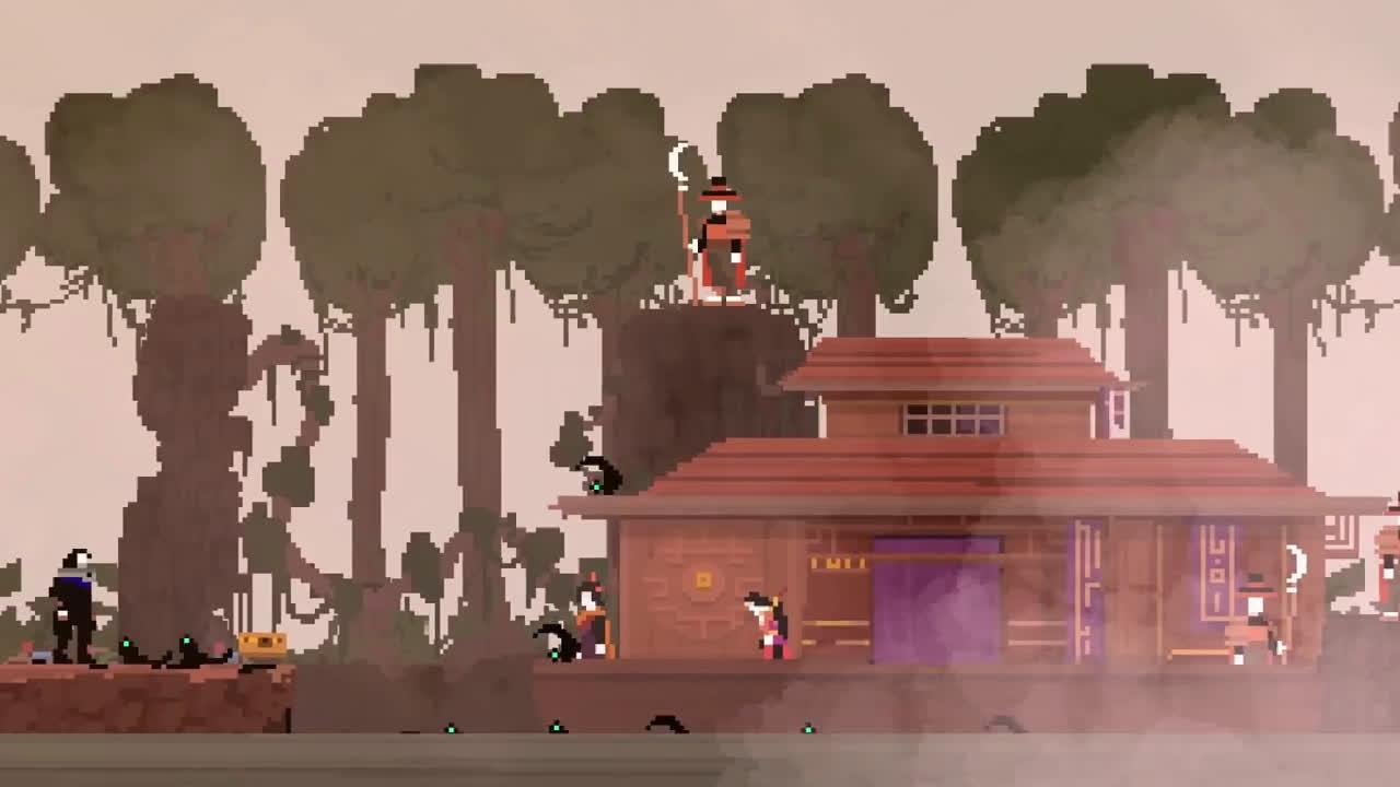 PlayStation Olija - Story Trailer | PS4 anuncio