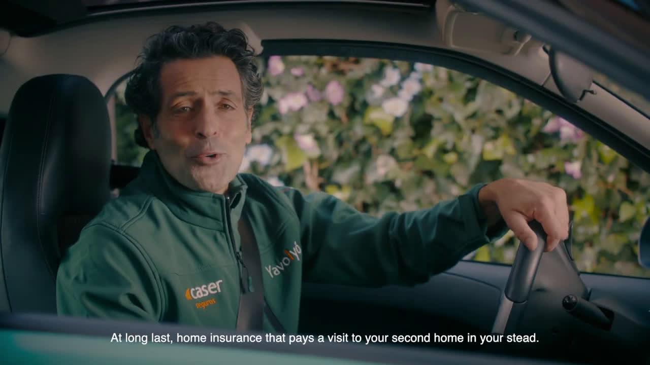 Caser Seguros Home insurance for a second home - Yavoiyó anuncio