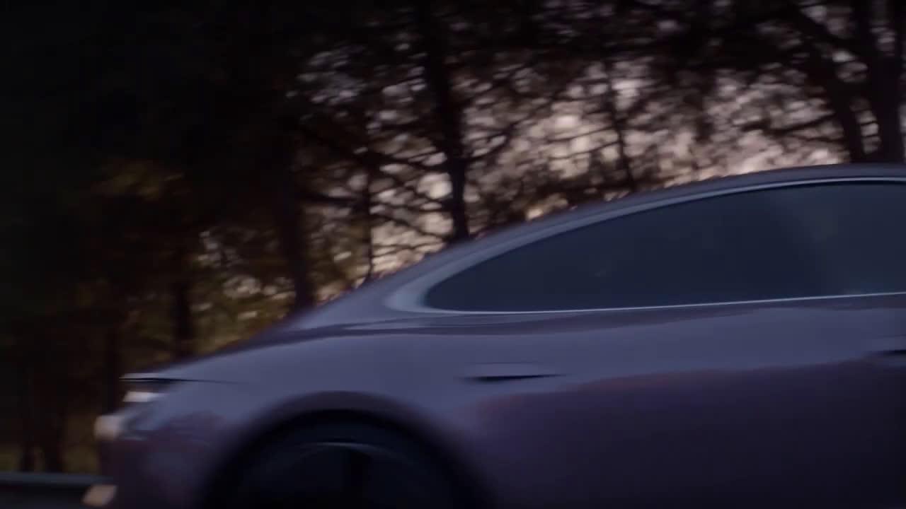 Nuevo Porsche Taycan - Tracción Trasera Trailer
