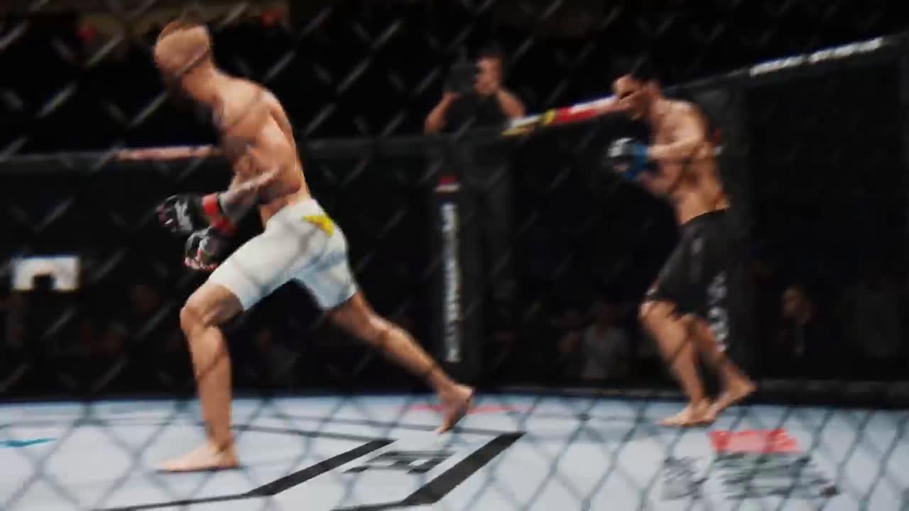 PlayStation UFC 4 - Local Lad: Conor McGregor Origin - UFC 257 Trailer | PS4 anuncio