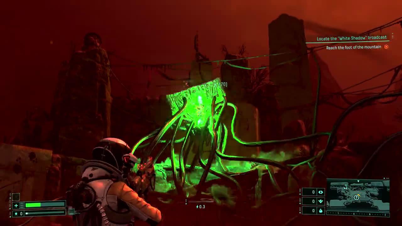 PlayStation Returnal - Gameplay PS5 del State of Play con subtítulos en ESPAÑOL | 4K anuncio