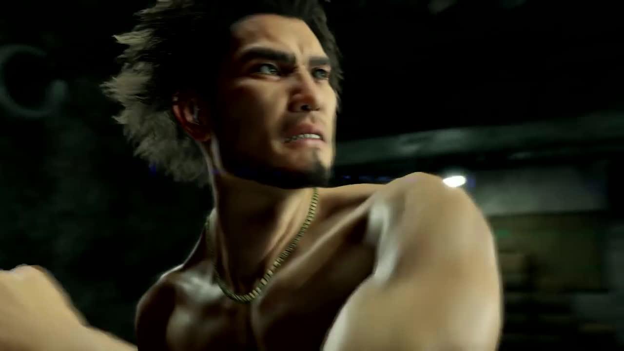 PlayStation Yakuza: Like a Dragon - PlayStation 5 Launch Trailer | PS5, PS4 anuncio