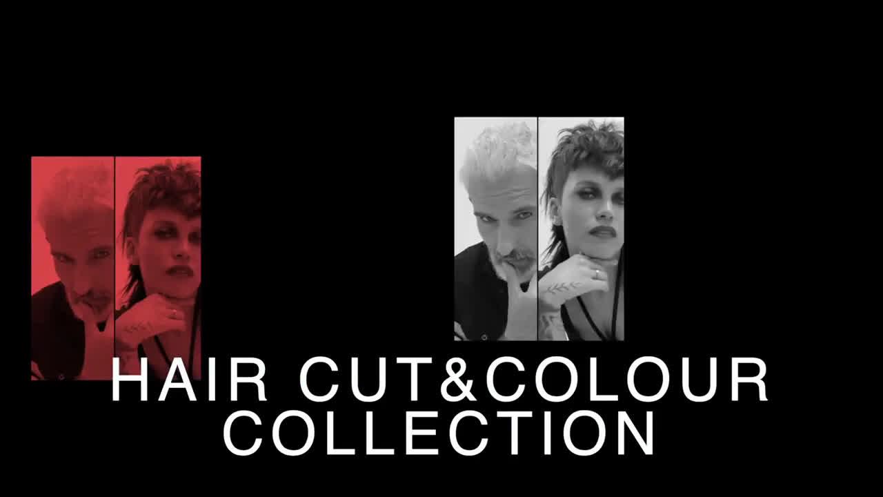 Tahe Don´t Stop - Hair Cut & Colour Collection 2021 | anuncio