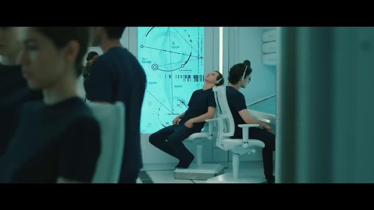Movieclips Trailers Voyagers Teaser Trailer #1 (2021) anuncio