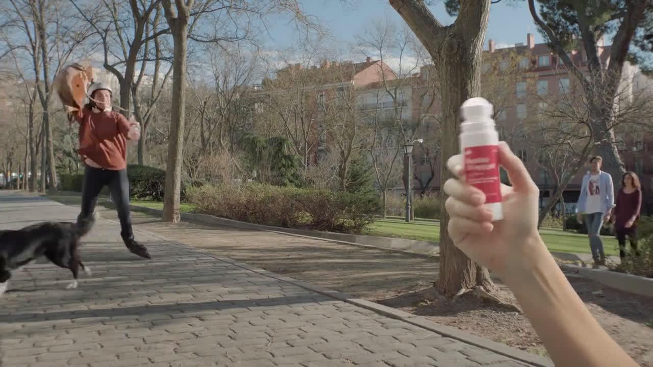 Ibustick ibuprofeno en roll-on anuncio