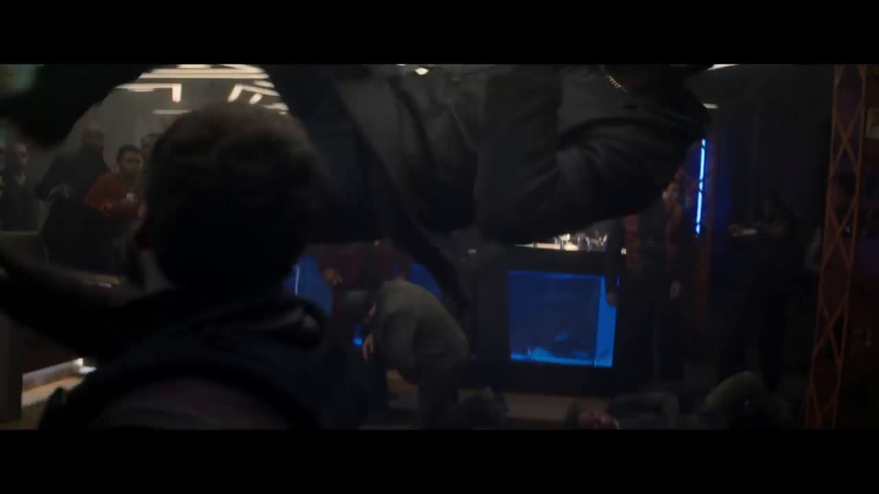 Coworkers | Marvel Studios' The Falcon and the Winter Soldier  Trailer