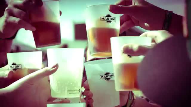 Martini PRIMAVERA SOUND - #UnMartiniEnElPrimavera anuncio