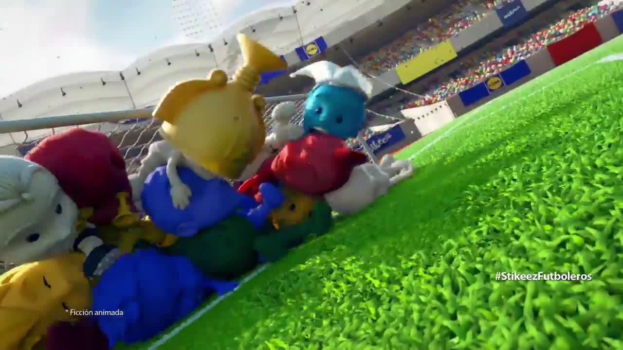 Stikeez Futboleros Trailer