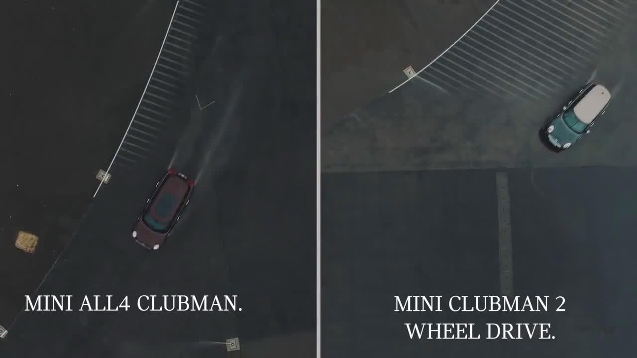 Nuevo Clubman, Clubman ALL4 Trailer
