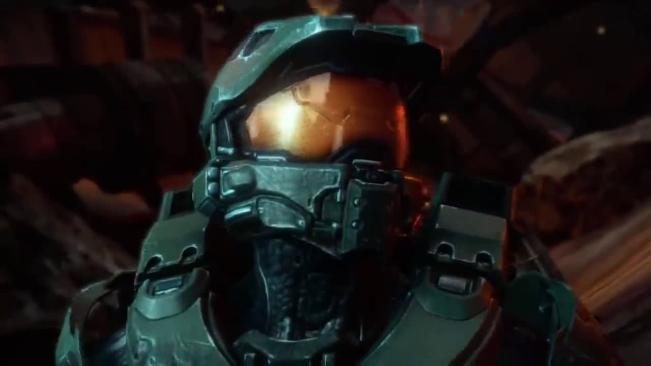 Xbox Master Chief through the years anuncio