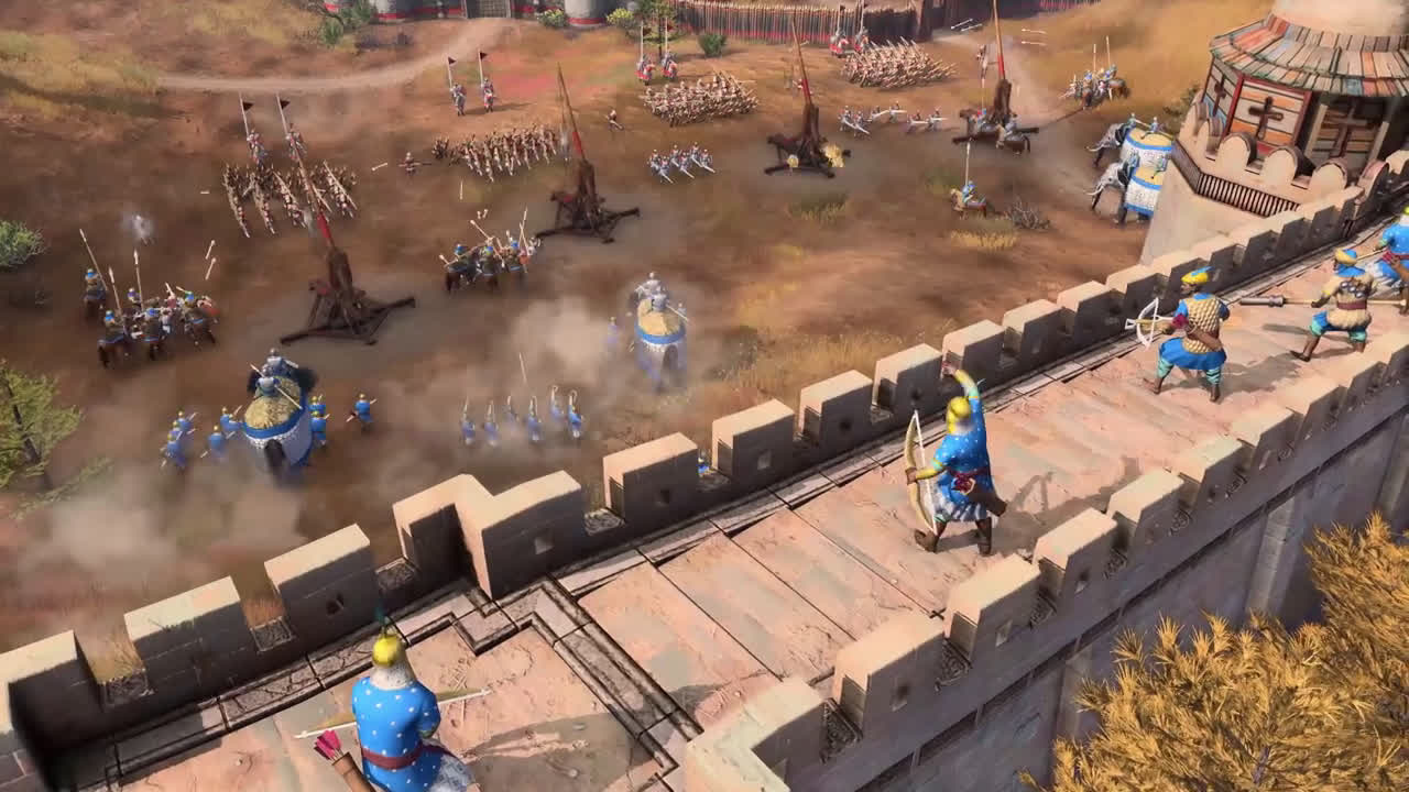 Xbox Age of Empires IV: Delhi Sultanate Civilization Reveal anuncio