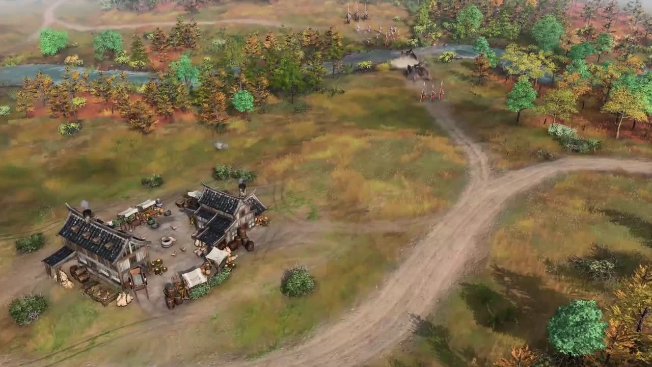 Xbox Age of Empires: Fan Preview - Chinese Civilization Reveal anuncio