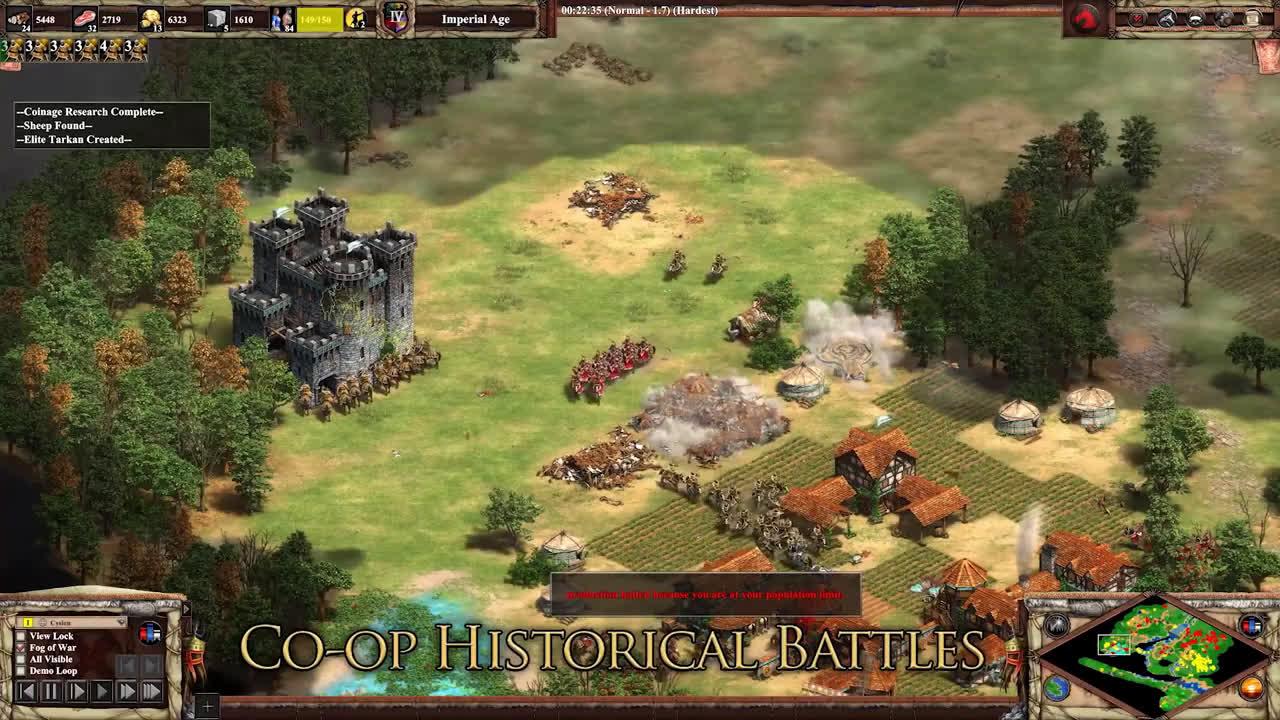 Xbox Age of Empires: Definitive Collection Update anuncio