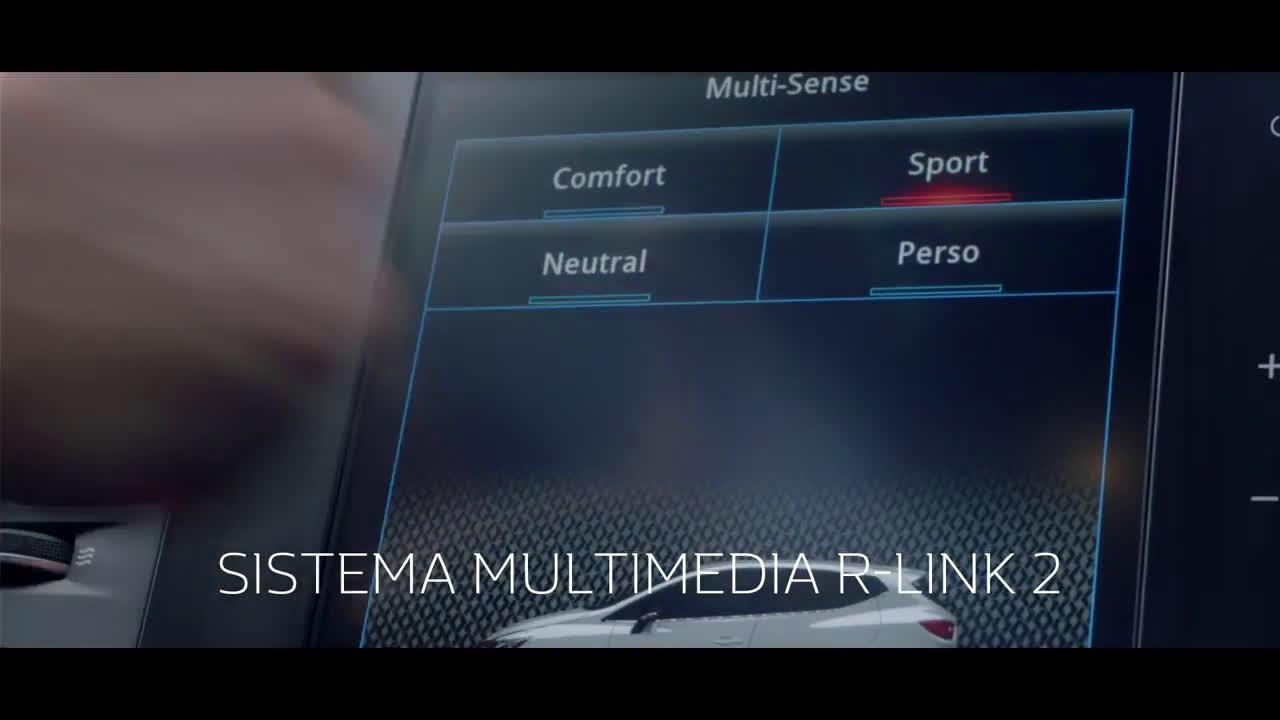 Nuevo Mégane - Absolutamente NUEVO. Absolutamente MEGANE. Trailer