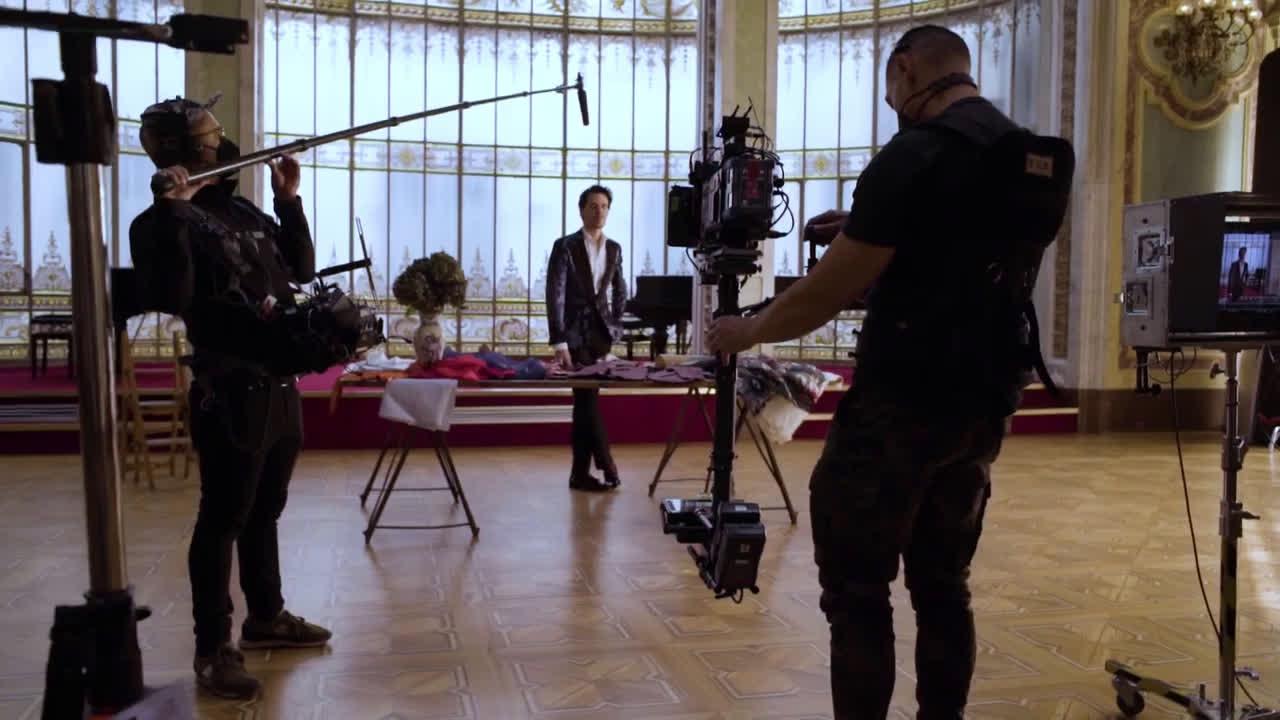 x Juan Avellaneda   Making of Trailer