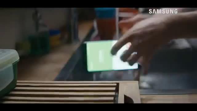 Samsung Spot Galaxy S7- Resistencia al agua anuncio