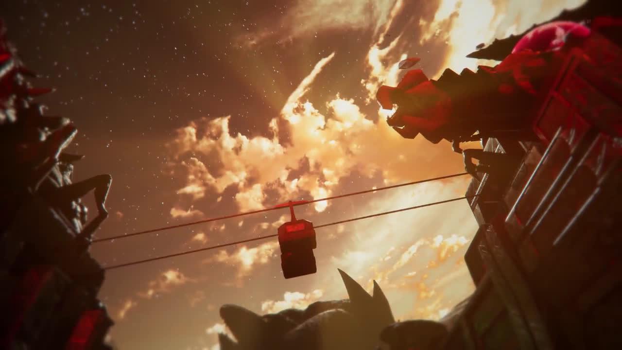 PlayStation Dolmen - Announcement Trailer I PS5, PS4 anuncio
