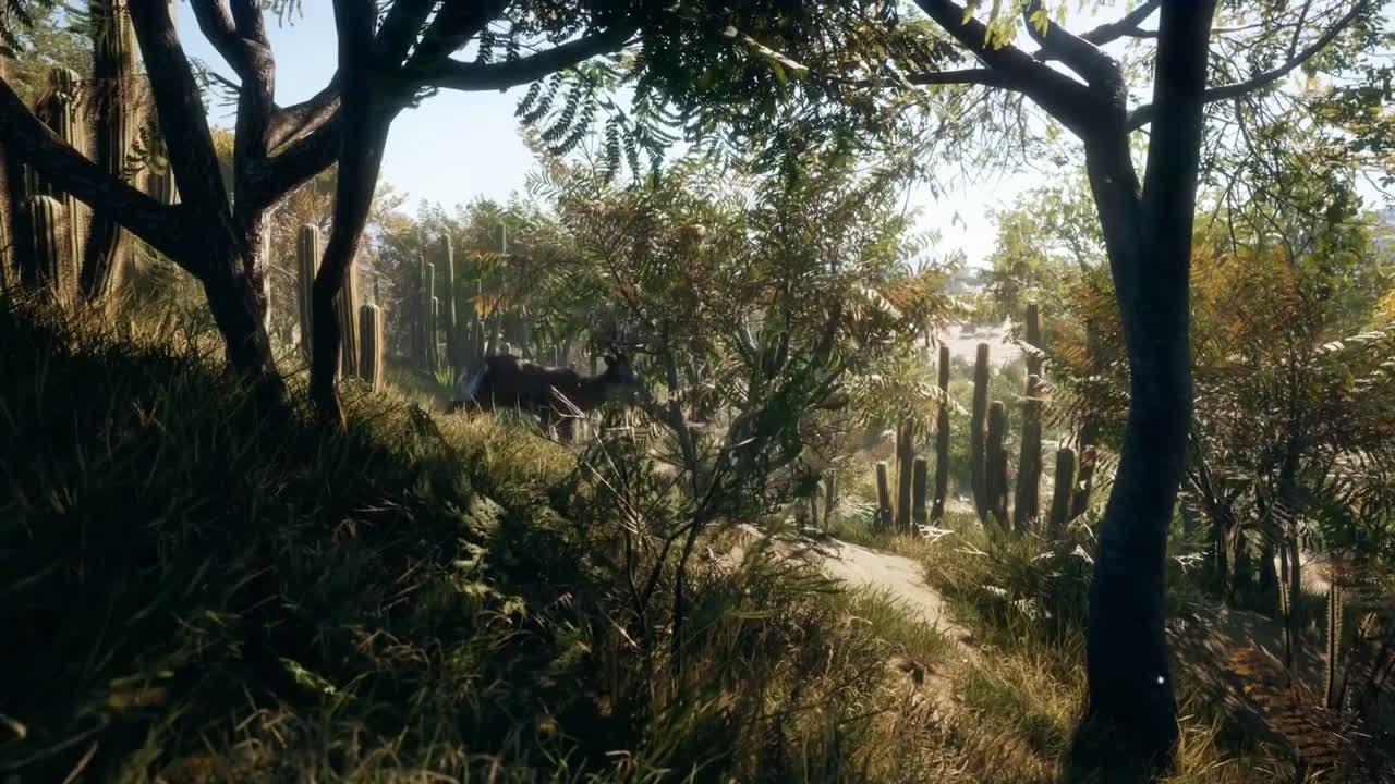 PlayStation theHunter: Call of the Wild - Rancho del Arroyo Reveal Trailer   PS4 anuncio