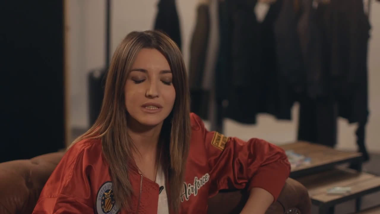 ORBIT Alexandra Pereira (Lovely Pepa) sobre el Proyecto Sonrisas anuncio