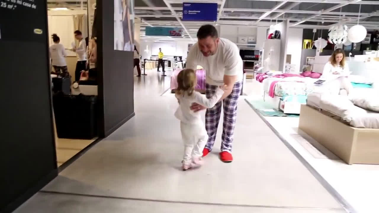 IKEA Ven a dormir a IKEA anuncio