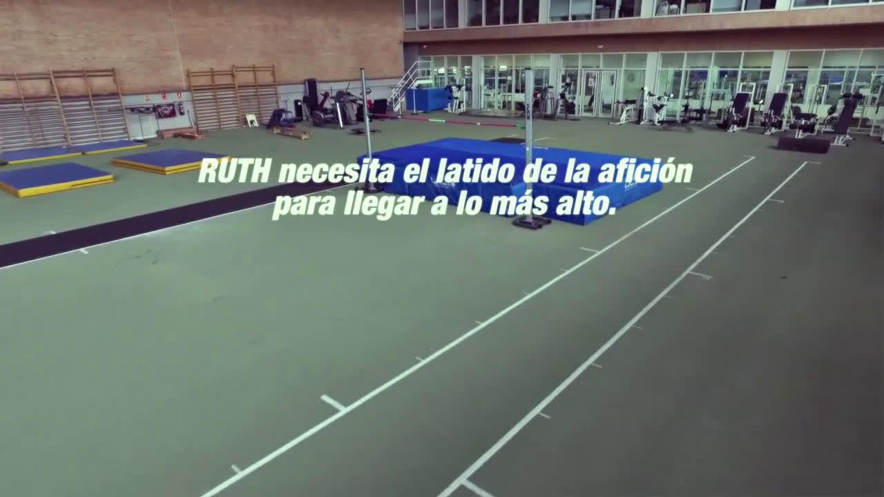 Caser Seguros Corazón de Campeones Ruth Beitia anuncio