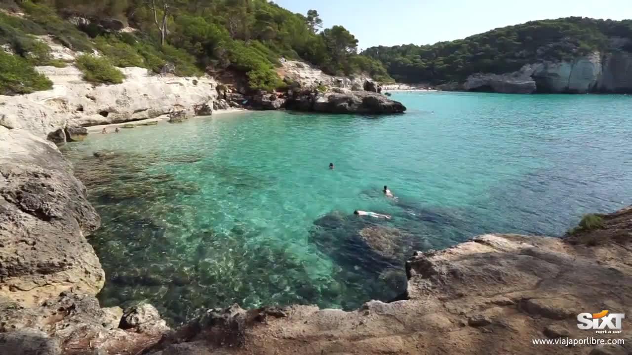 Menorca Con Sixt Trailer