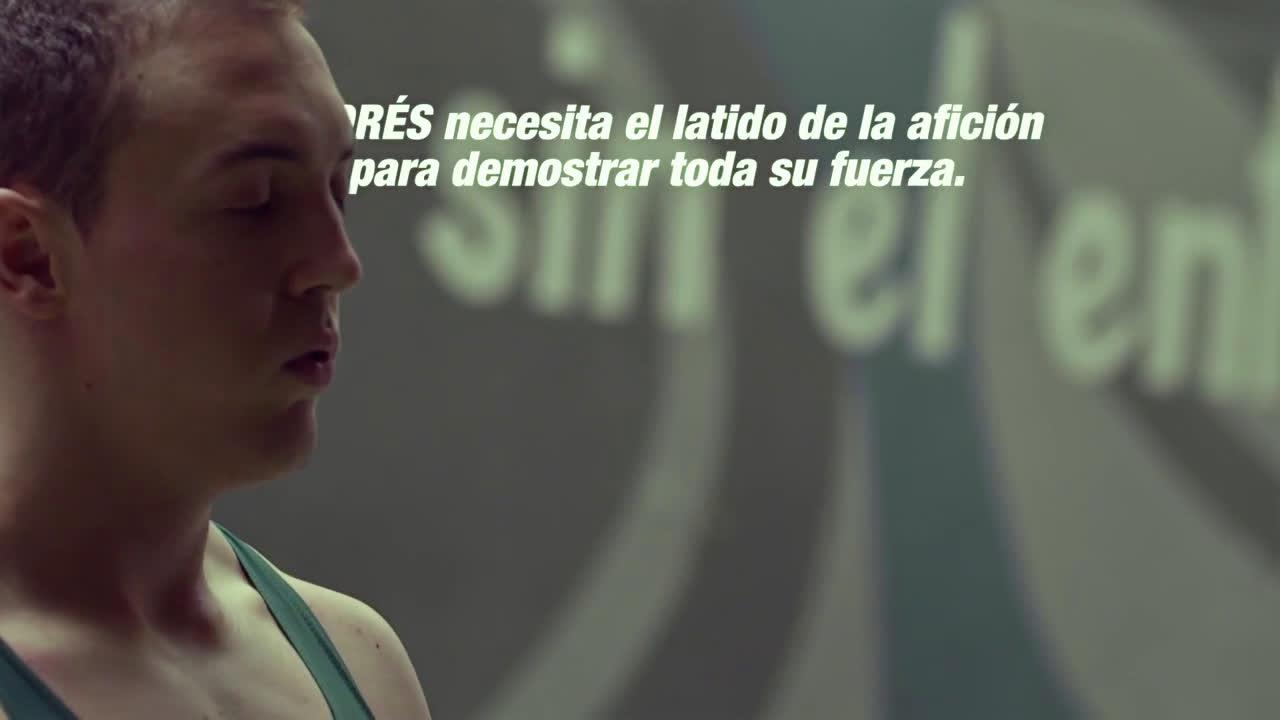 Caser Seguros Corazón de Campeones Andrés Mata  anuncio