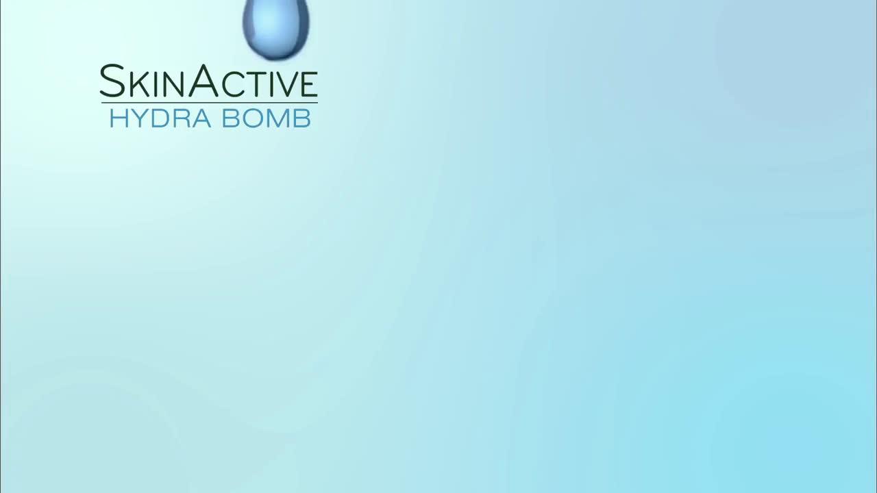 Garnier Nuevo Skin Active Hydra Bomb 3 en 1 anuncio