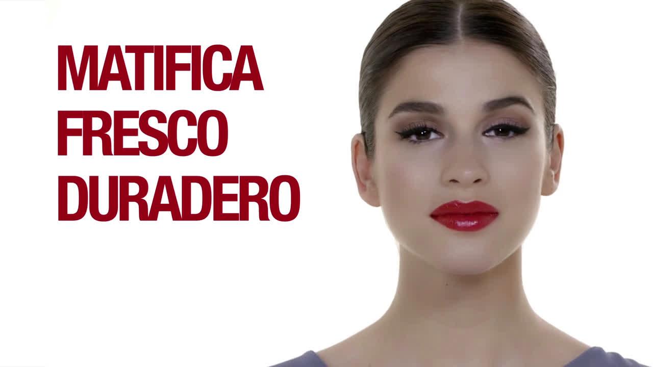 Fija y Matifica tu Maquillaje con SuperStay 24 Horas Trailer