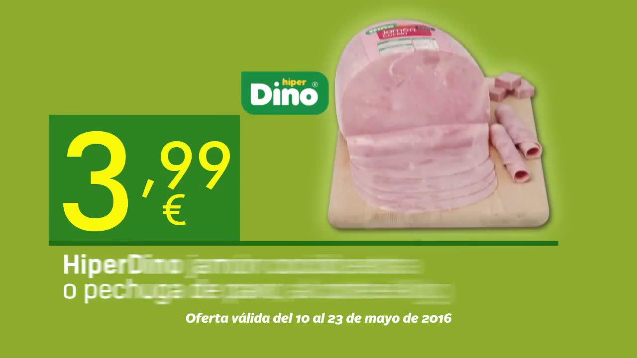 HiperDino Spot 1 Ofertas (del 10 al 23 de mayo) anuncio