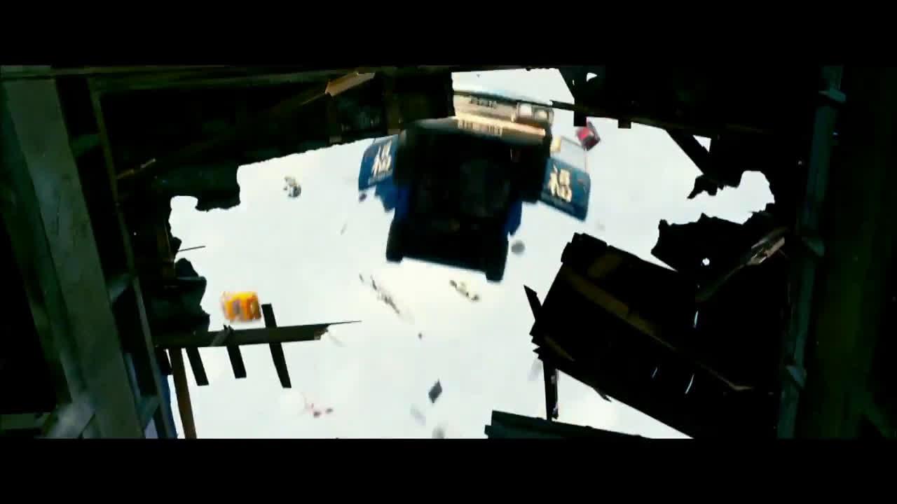 Promo Transformes, la Era de la Extinción Trailer