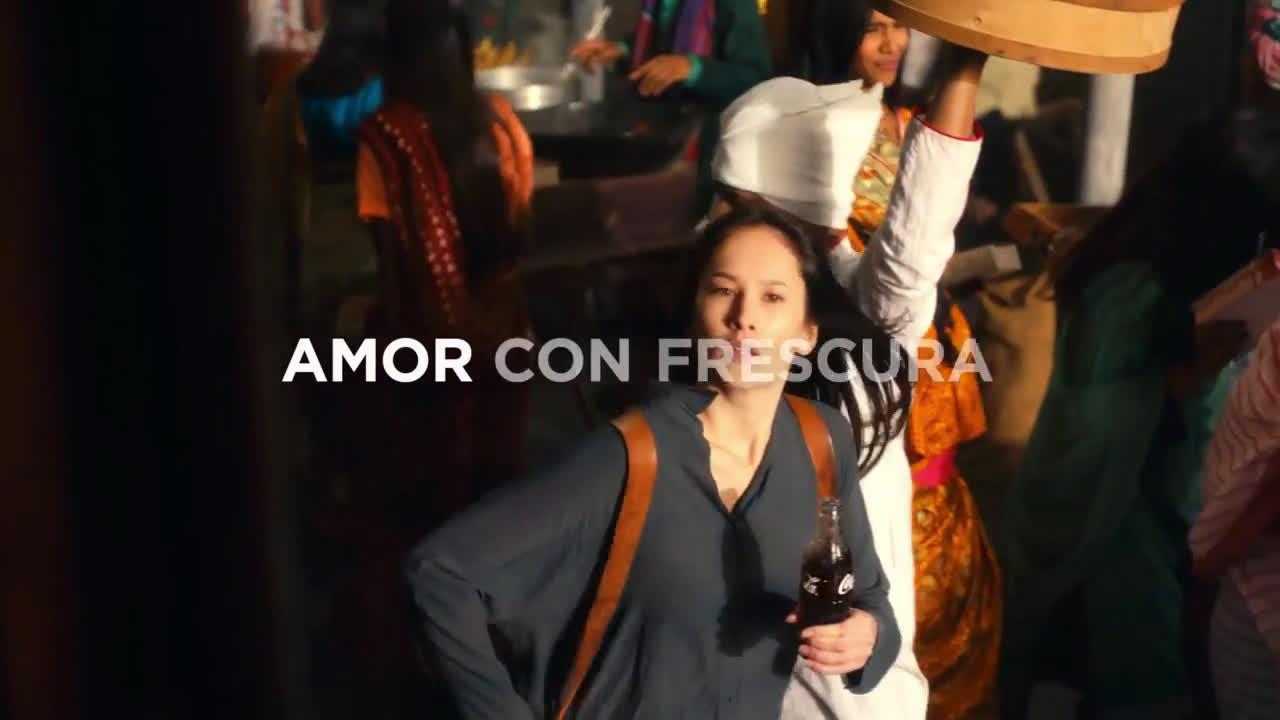 Coca Cola Sueños #SienteElSabor  anuncio