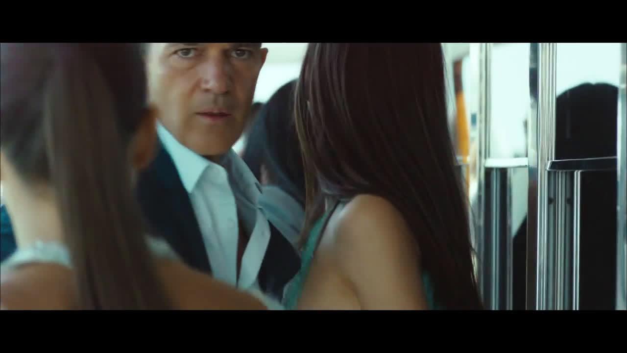 Antonio Banderas Queen of Seduction anuncio
