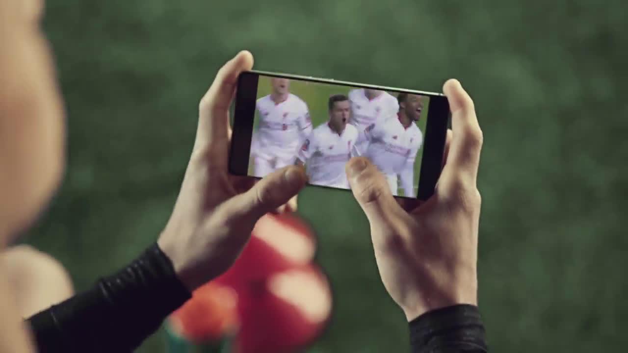 Gatorade El efecto regate con Lionel Messi, Alexis Sánchez & más anuncio