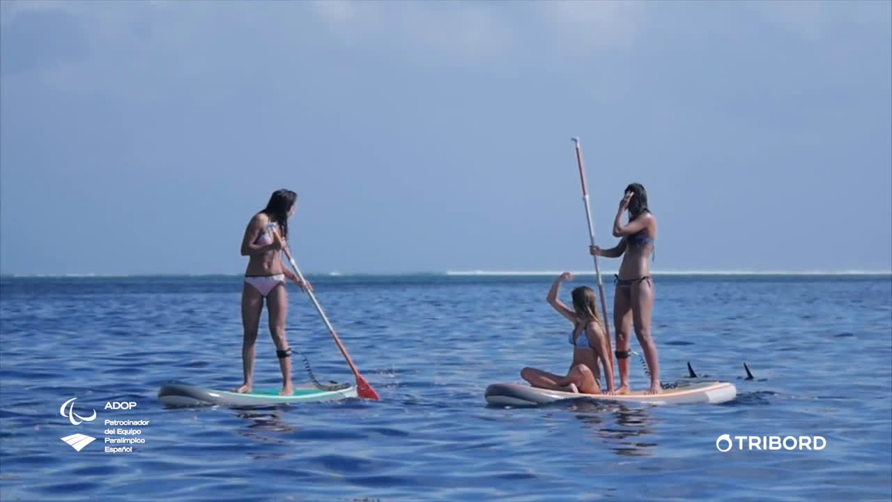 Decathlon Bikinis Verano Maya Tribord anuncio