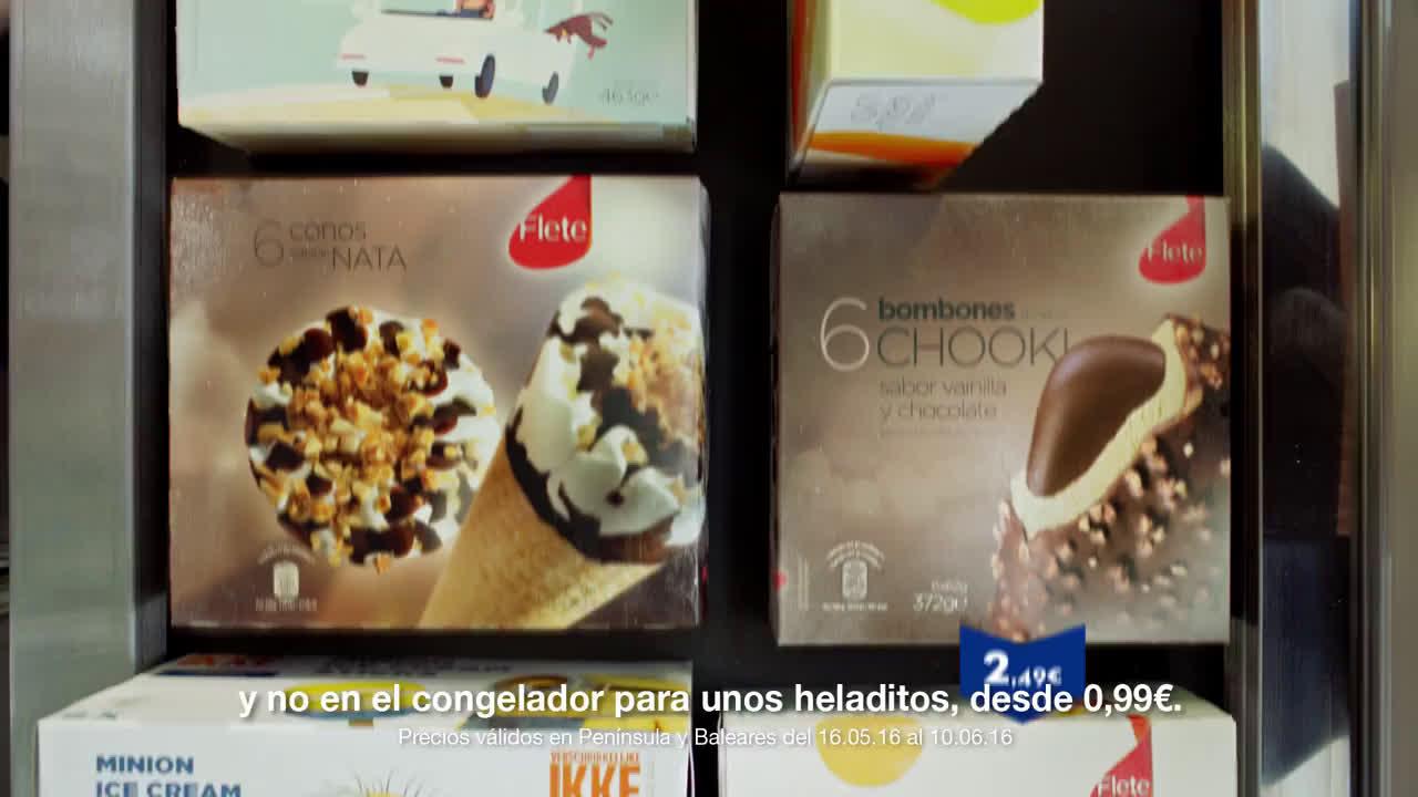 Aldi Un puzzle en el congelador - #ValeMuchoCuestaPoco anuncio