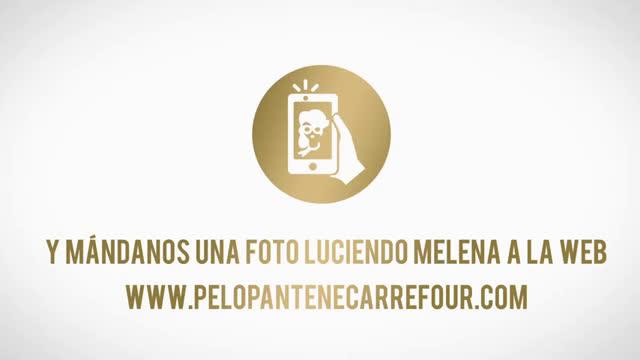 Carrefour Concurso #PeloPanteneCarrefour anuncio