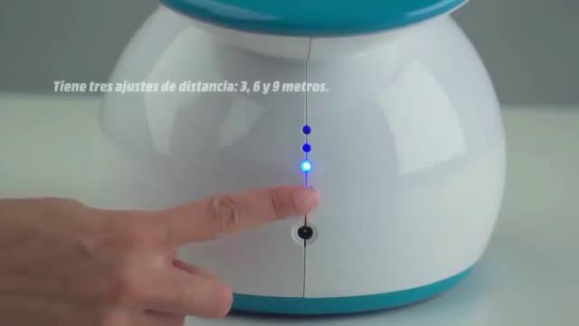 Tienda Animal Lanzador de pelotas automático largas distancias iFetch anuncio