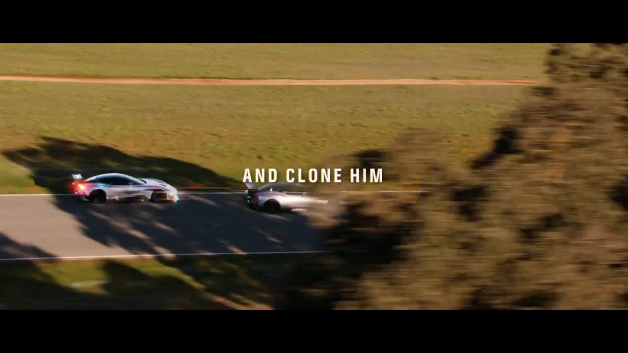 EDGE Clone Rival – Aston Martin Trailer