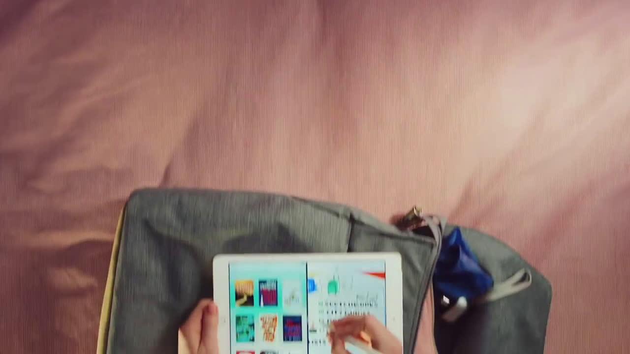 Apple iPad — All Your Stuff anuncio