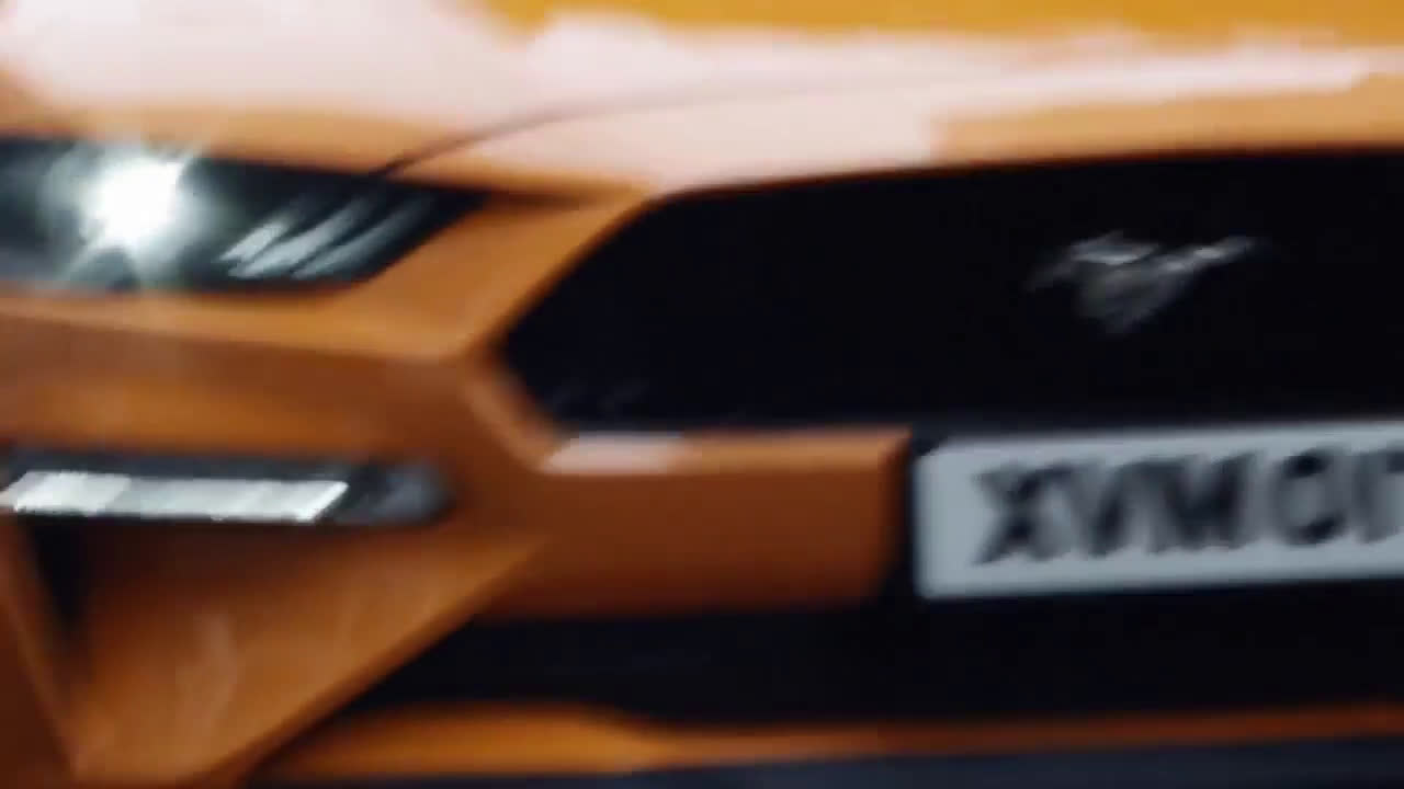Don't Go Quietly - New Ford Mustang Trailer