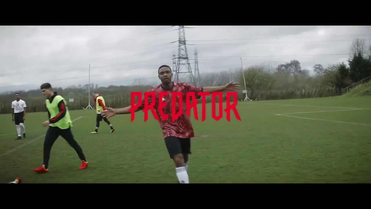 Es barato Vinagre Guiño  ▷ adidas Master Control feat. Paul Pogba - Predator Team Mode Anuncio