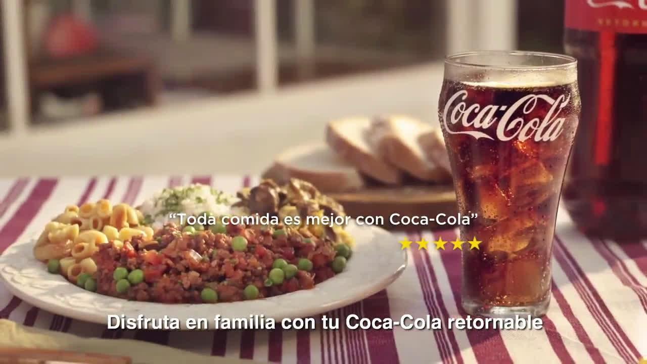 Coca Cola Viernes  anuncio