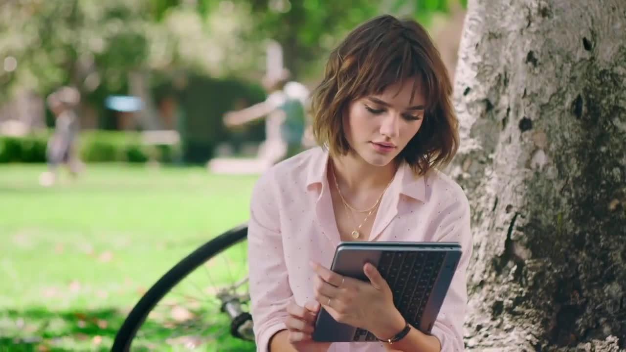 Samsung Chromebook Plus (V2): Draw More of You anuncio