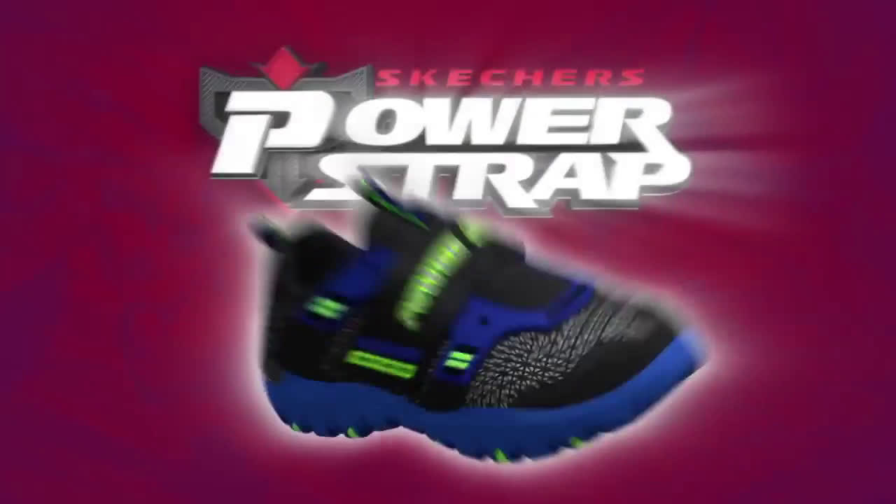 Skechers Power Strap anuncio