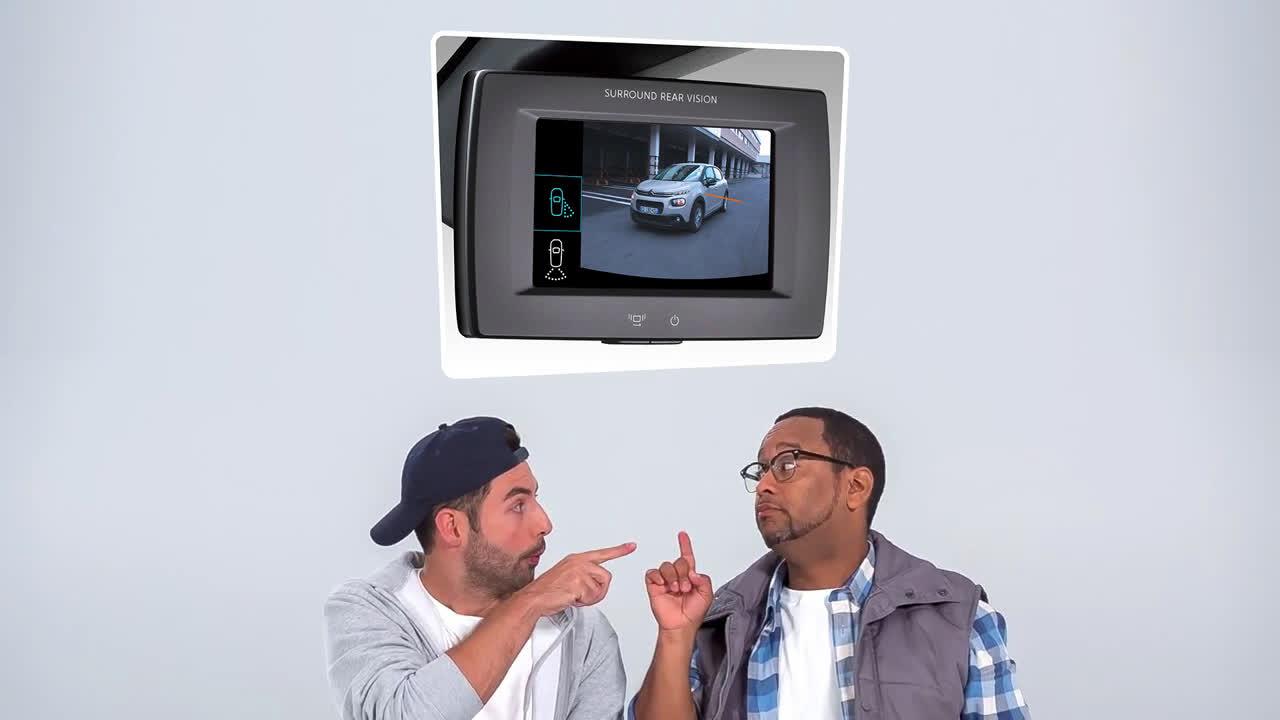 Nuevo Berlingo Van - Cámara con Surround Rear Vision .mp4 Trailer